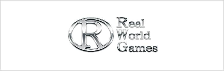 リアルワールドゲームズ株式会社ロゴ