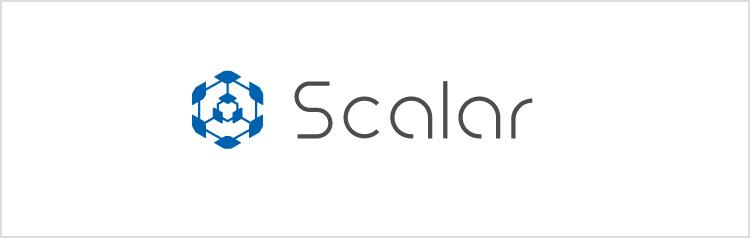 株式会社Scalarロゴ